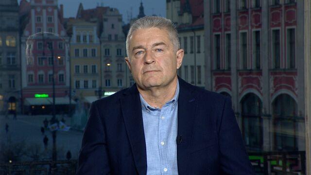 """Władysław Frasyniuk był gościem w """"Faktach po Faktach"""""""