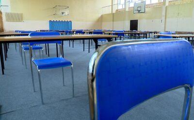 Szczecin. Pierwszy dzień egzaminów