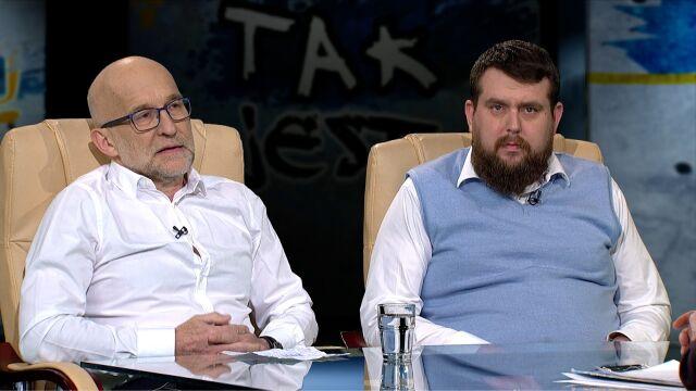 Piotr Pacewicz i Piotr Kosiak w Tak Jest