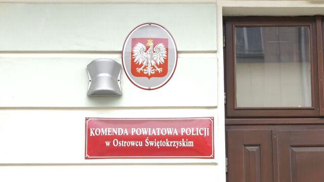 Policja o wizycie policjantów w szkole w Ostrowcu Świętokrzyskim