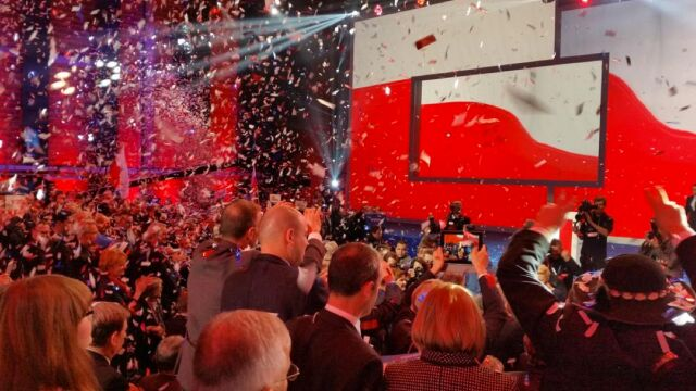 Inauguracja kampanii wyborczej Andrzeja Dudy