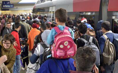Do Niemiec przyjechało 20 tys. imigrantów. Spodziewają się jeszcze 10 tys. ludzi