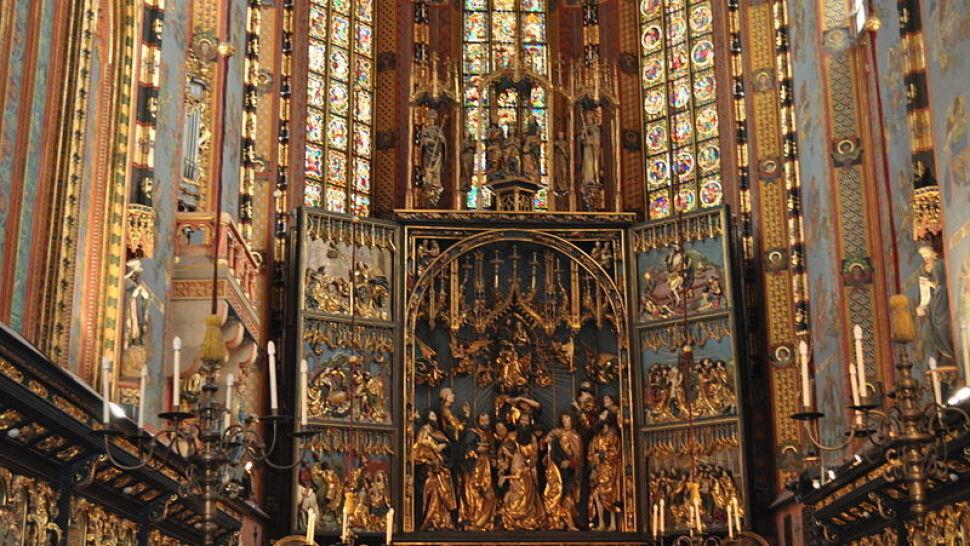 Rozpoczął się remont ołtarza Wita Stwosza. Potrwa sześć lat, będzie kosztować blisko 14 milionów