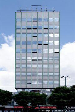 Odnowiony wieżowiec