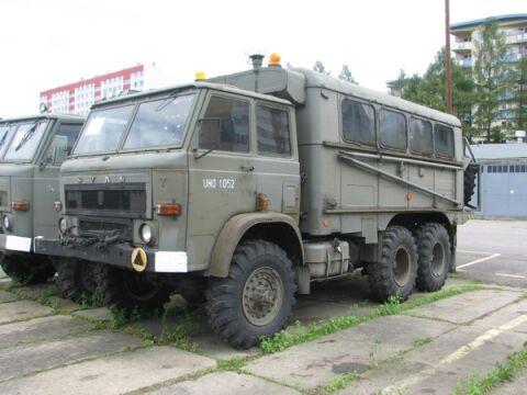 Podwozie - 11 tys. zł