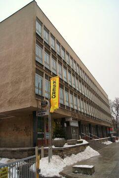 Budynek NOT przy ul. Wieniawskiego