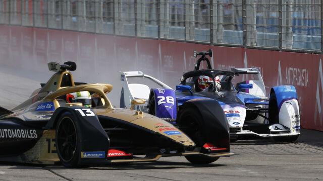 Niedoszły zwycięzca Santiago ePrix ma pretensje do swojego zespołu
