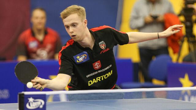 Polscy tenisiści stołowi nie wystąpią na igrzyskach w Tokio