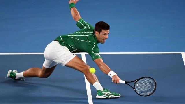 Czas stanął w miejscu. Najlepsze zagrania pierwszego dnia Australian Open