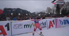 Mayer wygrał zjazd w Kitzbuehel