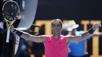 Ekspres Rafael Nadal. Stracił tylko pięć gemów