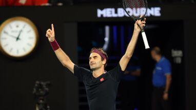 Wielki Federer. A szykował się już do tłumaczenia porażki na konferencji