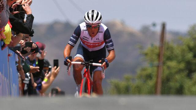 Richie Porte nowym liderem Tour Down Under. Kolarze CCC Team w czołówce