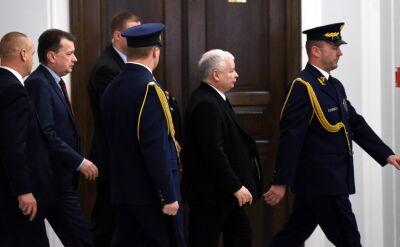 Kaczyński (PiS): z okupacji trzeba wyciągnąć wnioski
