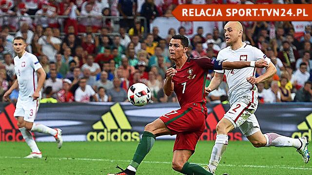 Znów dogrywka, znów karne. Portugalia w półfinale [RELACJA]