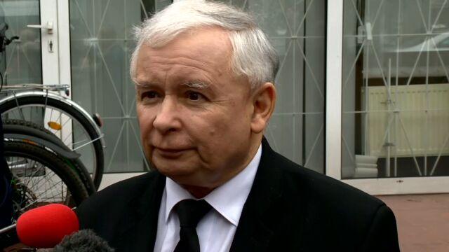 Kaczyński: Tusk ponosi odpowiedzialność za Brexit i powinien zniknąć