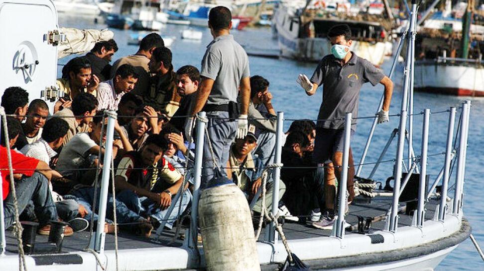 Włochy. 180 tysięcy uchodźców w ośrodkach