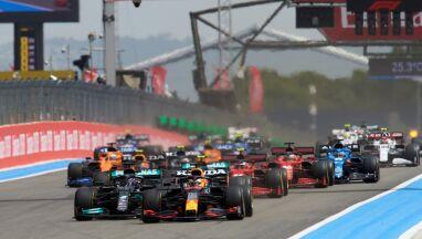 Nowość w F1. Pierwszy taki weekend w historii