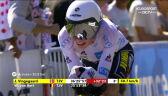 Vingegaard trzeci na 20. etapie Tour de France