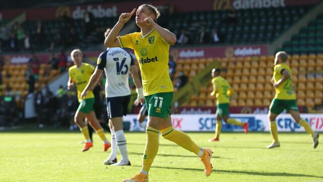 Płacheta świętuje. Norwich wraca do Premier League
