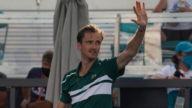 Wicelider rankingu ATP nie zagra w Monte Carlo