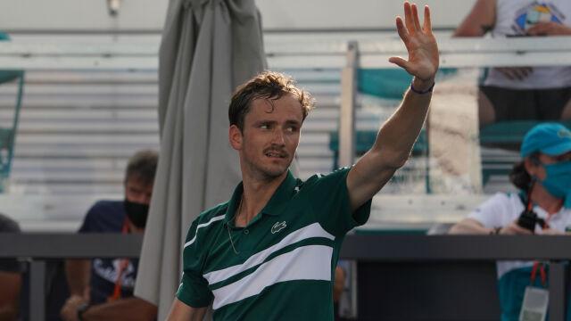 """Wicelider rankingu ATP nie zagra w Monte Carlo. """"Duże rozczarowanie"""""""