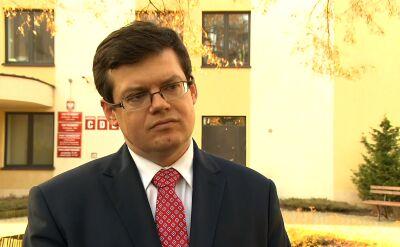 Markiewicz: różnica między mną a Ziobrą polega na tym, że różnie pojmujemy prawo
