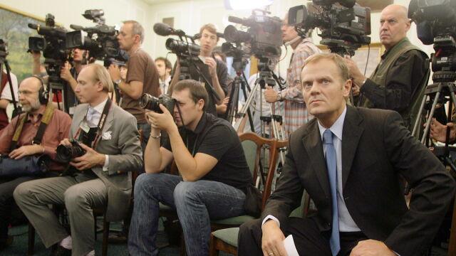 Tusk: będą nas zanudzać ograni politycy