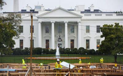 Trump spotka sięz Obamą. Relacja Marcina Wrony
