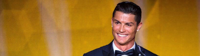 Ronaldo nominowany do Złotej Piłki po raz 16. Znów pobił rekord