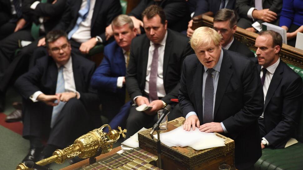 Downing Street chce w trzy dni przeprowadzić ustawy pozwalające na brexit