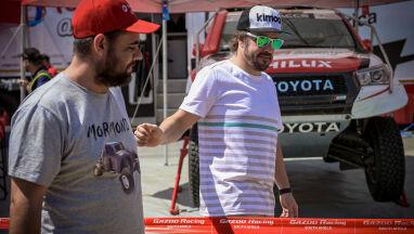 Toyota ogłosiła. Alonso pojedzie w Rajdzie Dakar