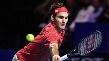 Federer szybko rozprawił się z Tsitsipasem. Zagra o dziesiąty tytuł