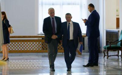 Ministerstwo Finansów: Arkadiusz B. i Krzysztof B. w momencie zatrzymania nie pracowali już w resorcie