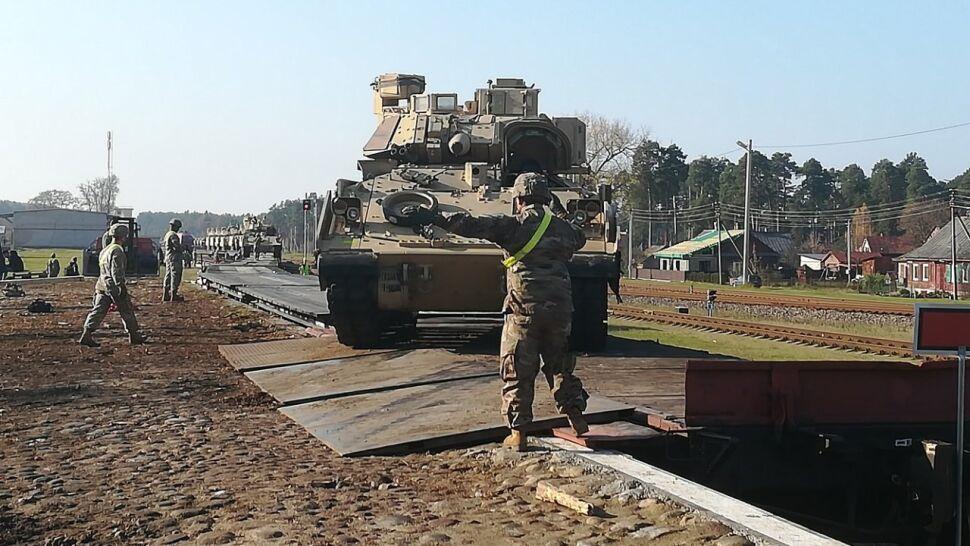 """US Army z Teksasu na Litwę. """"W razie kryzysu sojusznicy będą z nami"""""""