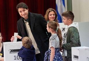 Kanada znów wybrała Trudeau