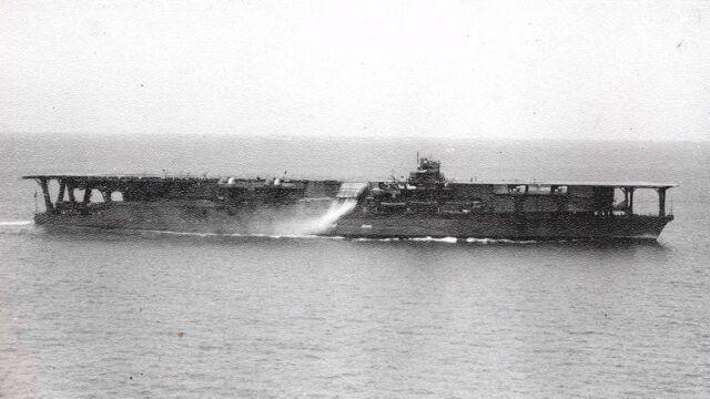 Odnaleźli wraki lotniskowców zatopionych w bitwie o Midway