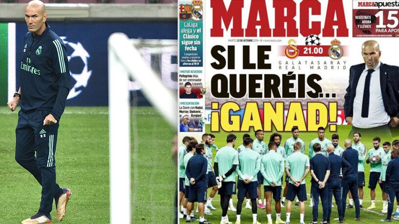"""Wielka stawka meczu w Stambule. """"Real gra o europejską przyszłość, Zidane o posadę"""""""