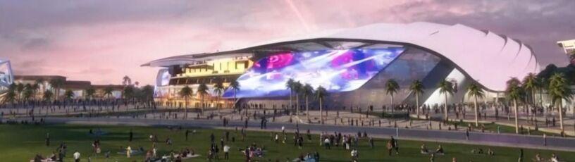 Klub Beckhama pokazał wizualizację stadionu w Miami