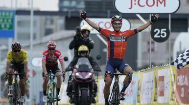 Niespodziewany zwycięzca Criterium Saitama. Kwiatkowski upiekł dwie pieczenie na jednym ogniu