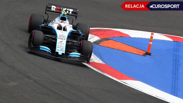 Roztrzaskany bolid Mercedesa i niespodziewany zwycięzca. Dramatyczna końcówka kwalifikacji w Meksyku