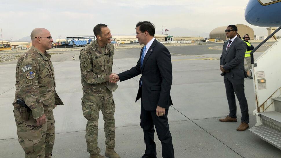 Najpierw szef Pentagonu, potem spikerka Izby Reprezentantów. Amerykanie w Afganistanie