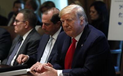 Były ambasador USA zeznawał w sprawie nacisków, jakie miał wywierać Trump na Zełenskiego