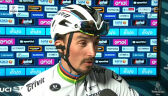 Alaphilippe po wygraniu 2. etapu Tirreno – Adriatico