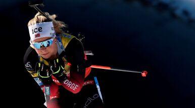 Eckhoff wygrała sprint w Novym Meście. Dwie Polki w biegu pościgowym