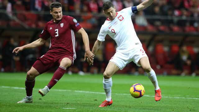 Poland beat Latvia 2:0 in their second game in Euro 2020 qualifications. On Thursday they beat Austria away