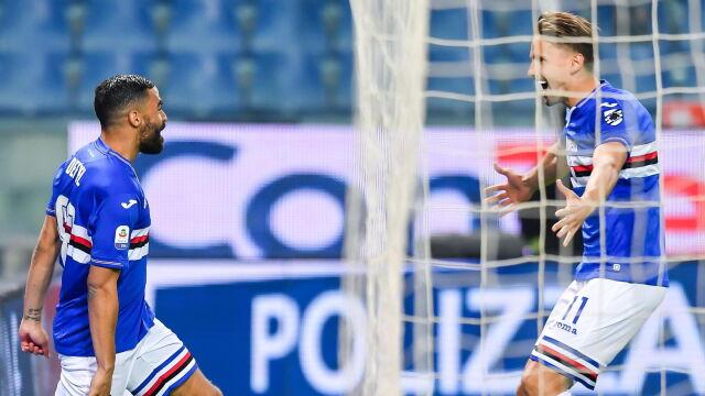 Kuriozalny błąd bramkarza. Piątek wrócił do Genui bez gola