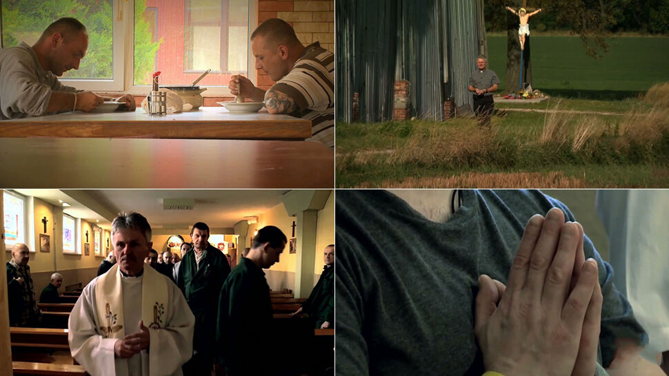 """""""Oddałbym za niego życie"""". Ksiądz Krawiec  od 20 lat pomaga więźniom i bezdomnym"""