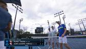 Hurkacz i Auger-Aliassime odpadli w 1. rundzie rywalizacji deblowej w Australian Open
