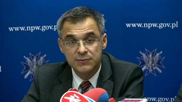 Prokuratura o trotylu. Wypowiedź z 30 października 2012